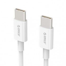 Orico USB Type C to USB Type C Charge & Sync Cable 2m - BCU-20 - White