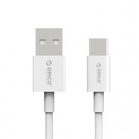 Orico USB 2.0 to USB Type C Cable 1m - ACU-10 - White