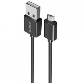 Orico Micro USB to USB 2.0 USB Cable 50cm - ADC-05-V2 - Black - 2