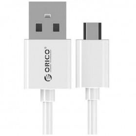 Orico Micro USB to USB 2.0 USB Cable 50cm - ADC-05-V2 - White