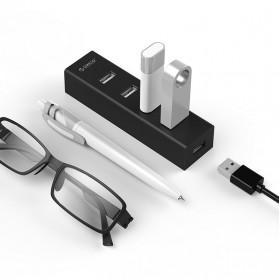 Orico USB 2.0 High Speed HUB 4 Port 30cm Cable - H4013-U2 - Black - 2