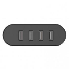 Orico USB Wall Travel Charger Hub 4 Port - DCH-4U-V1 - Black - 2