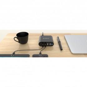 Orico USB Wall Travel Charger Hub 4 Port - DCH-4U-V1 - Black - 5