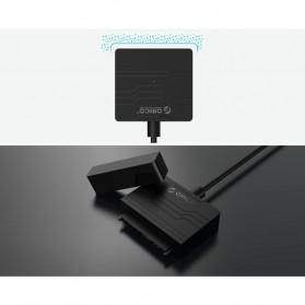 Orico USB 3.0 to SATA 3.0 Hard Drive Adapter - 27UTS - Black - 6
