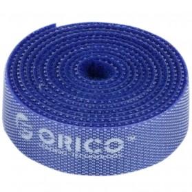 Orico Cable Clip Velcro 1M - CBT-1S - Blue