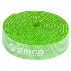 Orico Cable Clip Velcro 1M - CBT-1S - Green