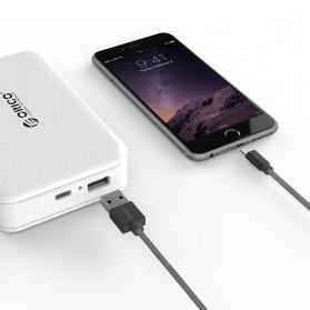 Orico Kabel Lightning USB 3.0 1 Meter - LTF-10 - Black - 4