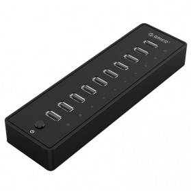 ORICO USB Hub 2.0 10 Port - P10-U2 - Black