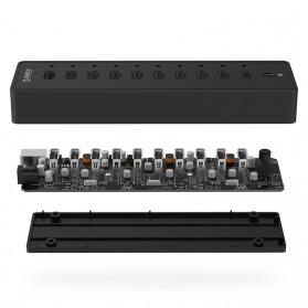ORICO USB Hub 2.0 10 Port - P10-U2 - Black - 5