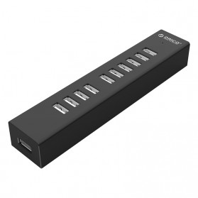 ORICO USB Hub 2.0 10 Port - H1013-U2 - Black - 1
