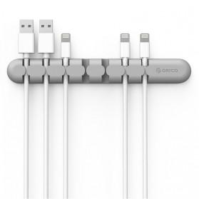 Orico USB Cable Clip - CBS7 - Orange - 2