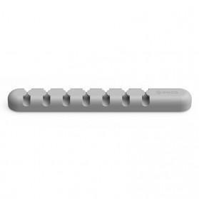 Orico USB Cable Clip - CBS7 - Gray