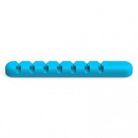 Orico USB Cable Clip - CBS7 - Blue