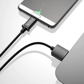 Orico Kabel Charger Micro USB 1 Meter - BTM-10 - Black - 3