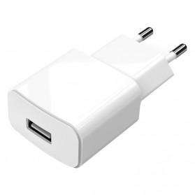 Orico Charger USB 1 Port EU Plug 2A 10W - WHA-1U - White