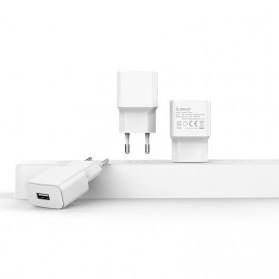 Orico Charger USB 1 Port EU Plug 2A 10W - WHA-1U - White - 2