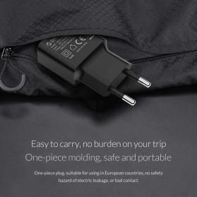 Orico Charger USB 1 Port EU Plug 2A 10W - WHA-1U - White - 5