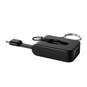 Orico Adapter Converter USB Type C to VGA - XC-112 - Black - 2