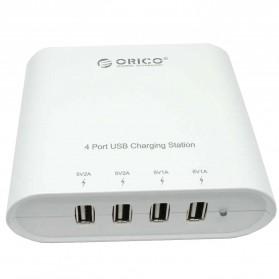 Orico USB Wall Travel Charger Hub 4 Port - DCH-4U-EU-WH - White - 2