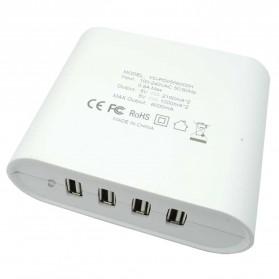 Orico USB Wall Travel Charger Hub 4 Port - DCH-4U-EU-WH - White - 3