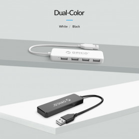 ORICO USB Hub 2.0 4 Port - FL01 - Black - 10
