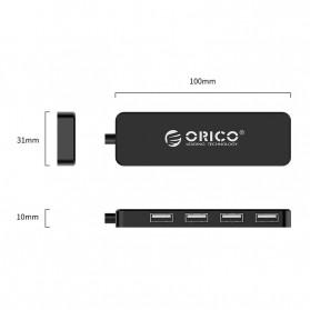 ORICO USB Hub 2.0 4 Port - FL01 - Black - 5