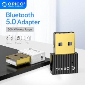 ORICO Mini Bluetooth 5.0 Receiver USB Dongle  - BTA-508 - Black
