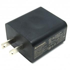 Lenovo USB Wall Charger 1 Port US Plug 2A - PA-1100-17UL - Black - 2