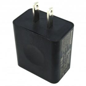 Lenovo USB Wall Charger 1 Port US Plug 2A - PA-1100-17UL - Black - 3
