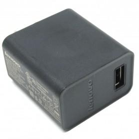 Lenovo USB Wall Charger 1 Port US Plug 2A - PA-1100-17UL - Black - 4