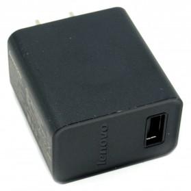 Lenovo USB Wall Charger 1 Port US Plug 2A - PA-1100-17UL - Black - 5