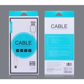 Nillkin Charger Cable Micro USB for Smartphone - Gray - 11