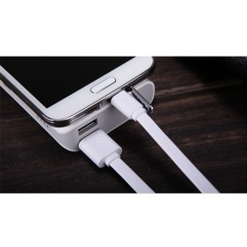 Nillkin Charger Cable Micro USB for Smartphone - White - 8