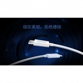 Nillkin Plus III Kabel USB Type C ke Micro USB 1 Meter - White - 3