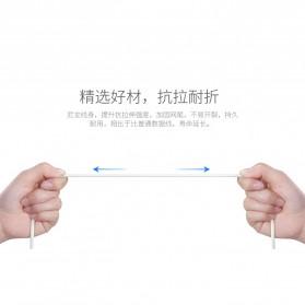 Nillkin Plus III Kabel USB Type C ke Micro USB 1 Meter - White - 5