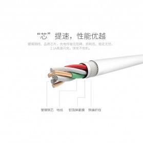 Nillkin Plus III Kabel USB Type C ke Micro USB 1 Meter - White - 7
