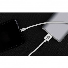 Nillkin Plus III Kabel USB Type C ke Micro USB 1 Meter - White - 9