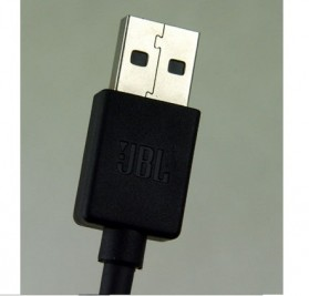JBL Micro USB to USB Cable for Smartphone - Black - 3
