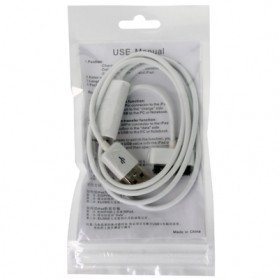Samsung USB Data Sync and Charging Cable for Samsung Galaxy Tab Tab P1000/P3100/P5100 - White - 3