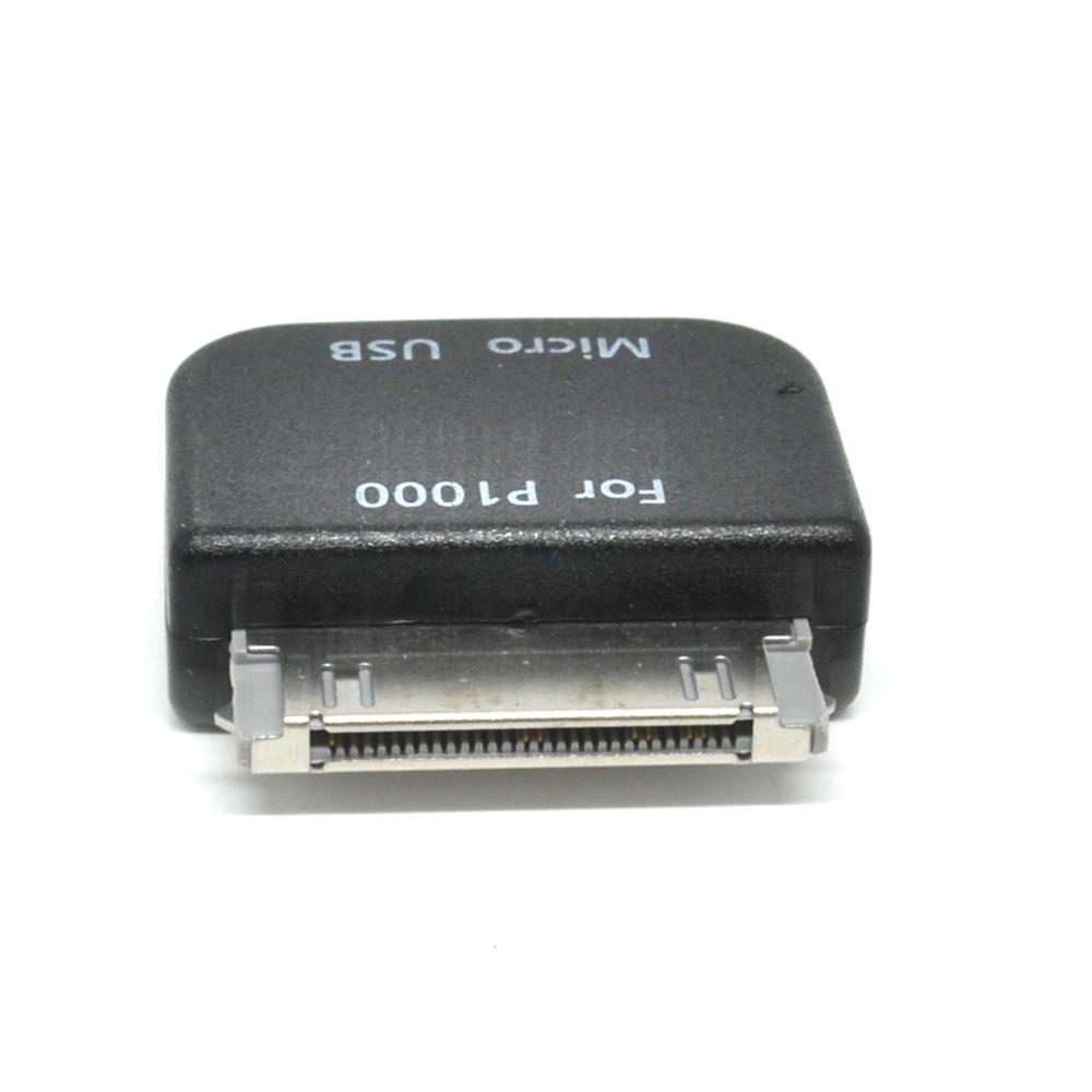 Notebook samsung kualitas - Samsung 30 Pin To Micro Usb Adapter Converter For Samsung Galaxy Tab Black