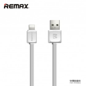 Remax Fleet Speed Lightning Cable for iPhone 5/6/7/8/X - RC-008 - White