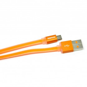 Remax Quick Micro USB Cable for Smartphone - RC-005m - Orange