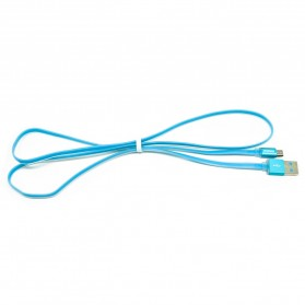 Remax Quick Micro USB Cable for Smartphone - RC-005m - Blue - 2