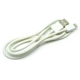 Remax Light Speed Lightning Cable 1m for iPhone 5/6/7/8/X - RC-06i - White