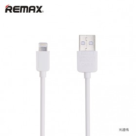 Remax Light Speed Lightning Cable 1m for iPhone 5/6/7/8/X - RC-06i - White - 2