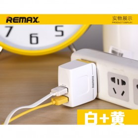 Remax USB Wall Travel Charger 2 Port 3.4A - Black - 5