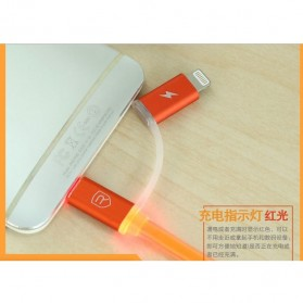 Remax Aurora High Speed Double Sided Micro Usb / Lightning RC-020t - Orange - 6