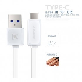 Remax USB Type-C Quick Charge Cable - RT-C1 - White - 4