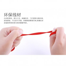 Remax Transformer King Kong High Speed Double Sided Micro Usb / Lightning Pin for Smartphone and iPhone 5/6/7/8/X - White - 6