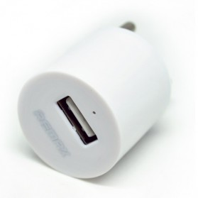 Remax U1 Home Adapter USB Charger EU Plug 1.0A - White